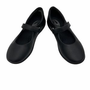 Hush Puppies Girl's Black Lexi Mary Janes 1.5M